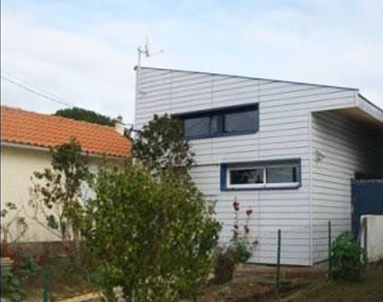 Extension bois montaigu 85 cbmr for Extension maison 93