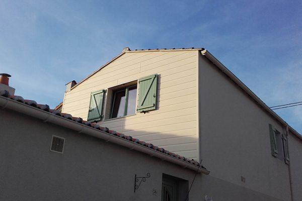 Isolation par l 39 ext rieur vieillevigne 44 cbmr - Isolation maison par exterieur ...